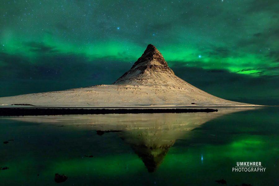 Island mit dem Camper im Februar