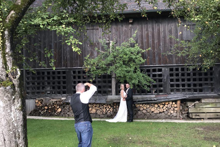 Hochzeit in Burghausen