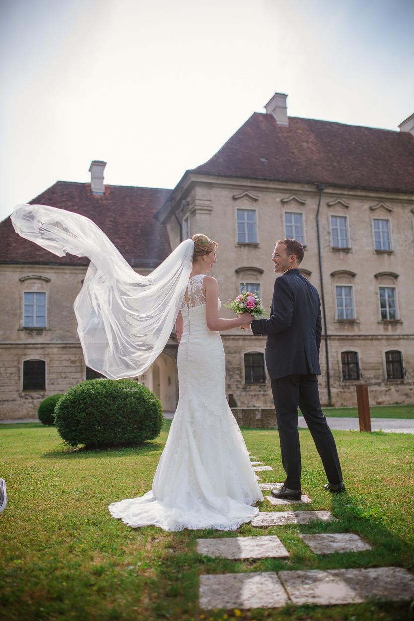Rebecca und Bernhard